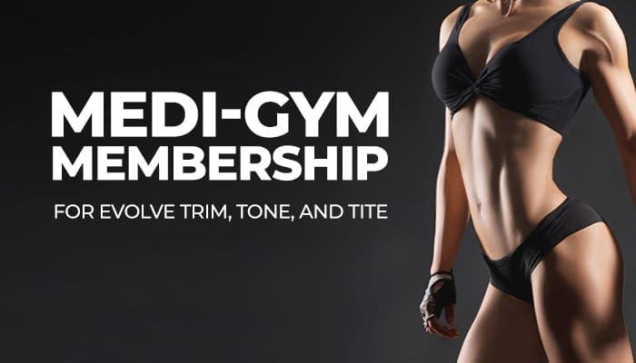 Medi-Gym Membership | Cosmetic Rejuvenation Center | Advanced Skin Care Clinic | Pepper Pike, OH